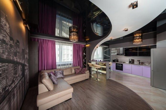 Plafond duplex