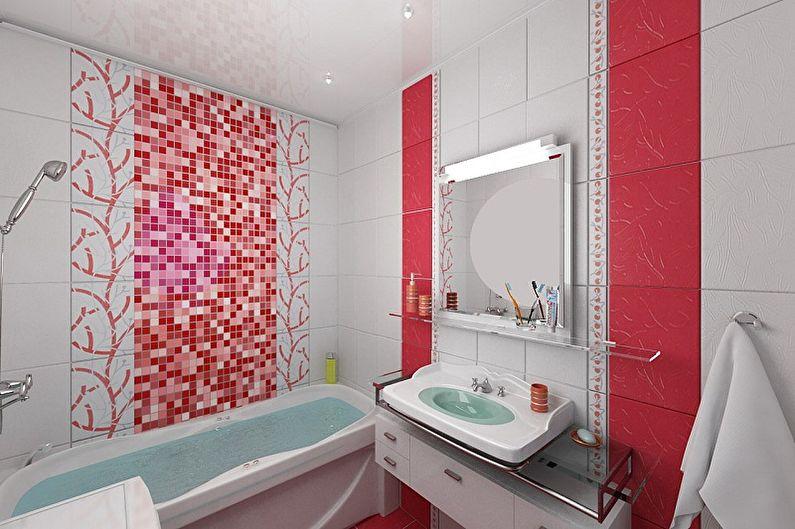 Conception de salle de bain 3 m²  - Par où commencer les réparations
