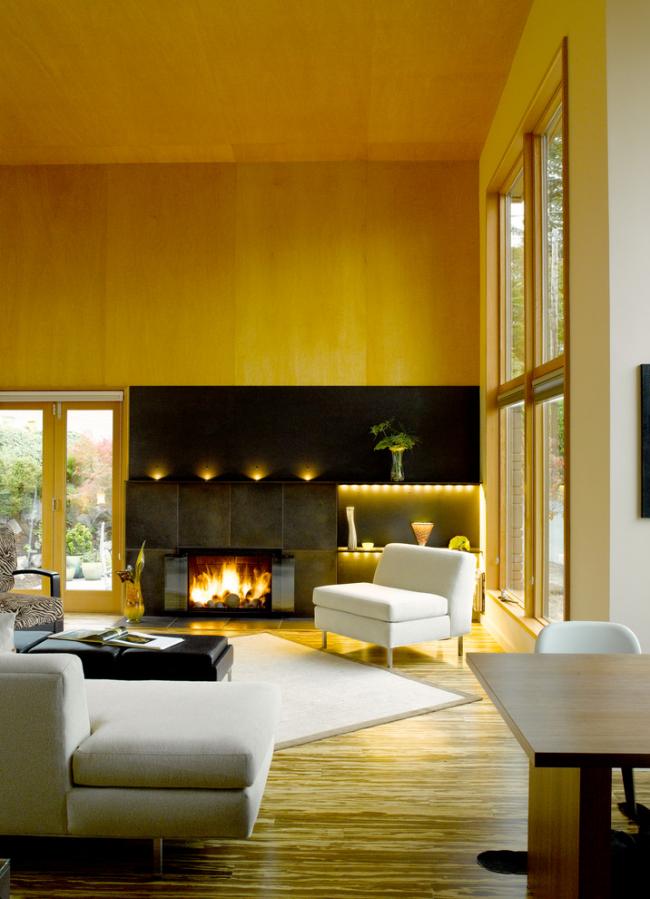 Les panneaux muraux décoratifs en bois offrent aux murs une parfaite douceur et masquent les irrégularités