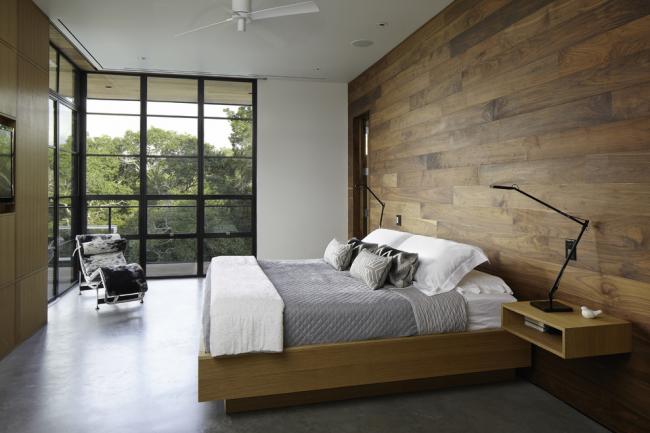 Décoration murale en bois - la base de l'éco-style