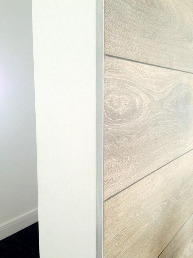 Les panneaux MDF plaqués imitent parfaitement le bois naturel
