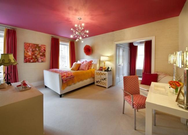 Récemment, la couleur rose dans la décoration d'intérieur attire de plus en plus l'attention des designers.