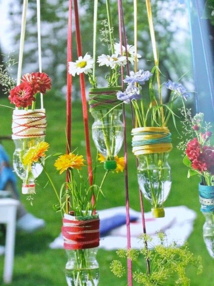 Vases bouteilles