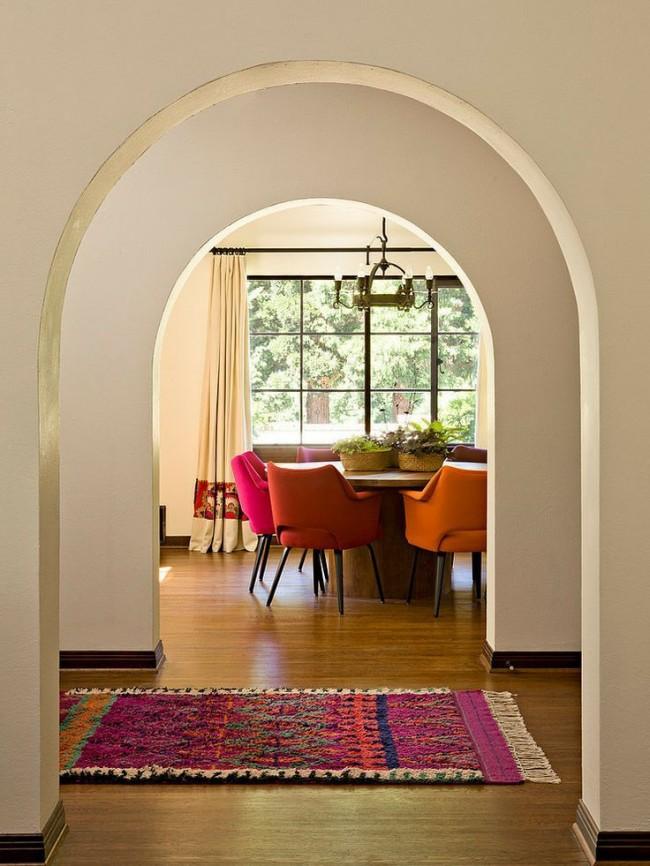 Solution pratique et simple pour laisser les murs et la voûte dans la même couleur
