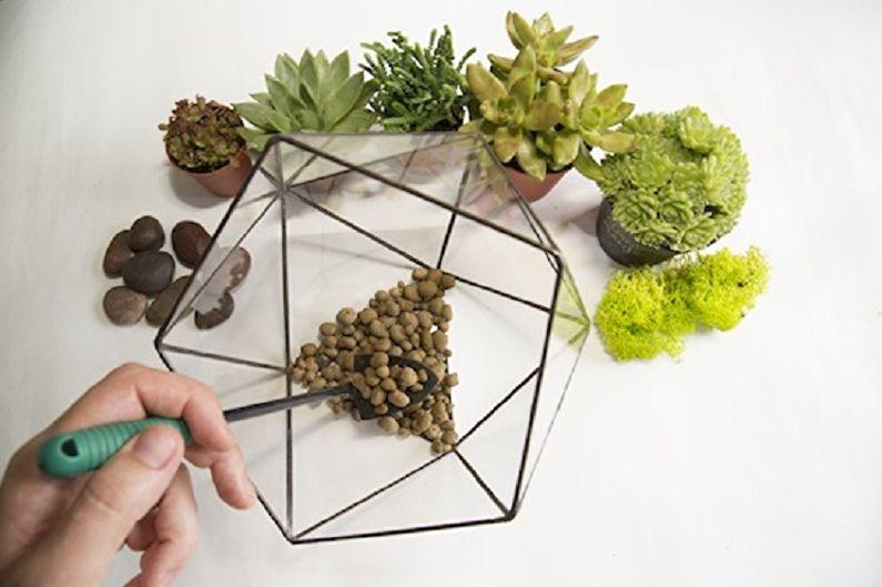 Comment faire un florarium de vos propres mains