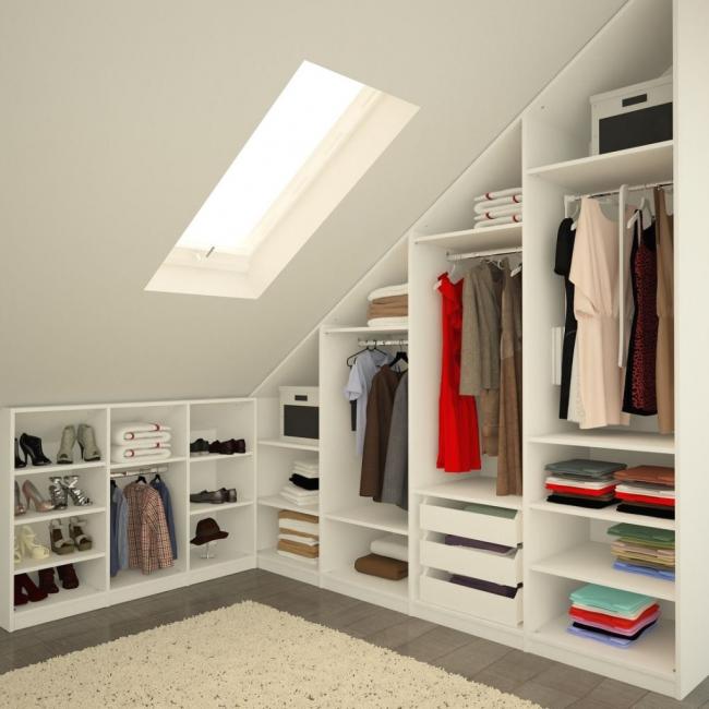 Une approche individuelle pour créer une armoire d'angle