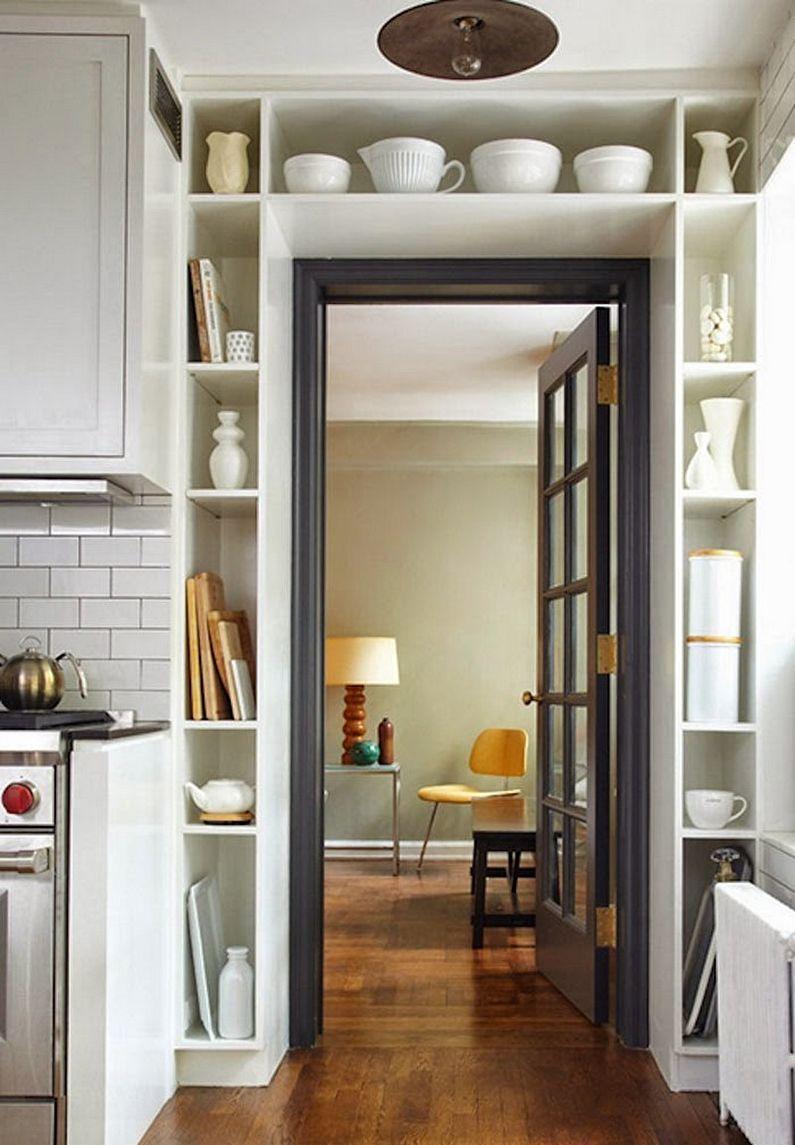 Conception de petits appartements - Systèmes de stockage