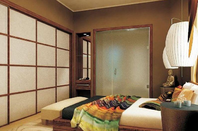 Petit appartement de style japonais - Design d'intérieur
