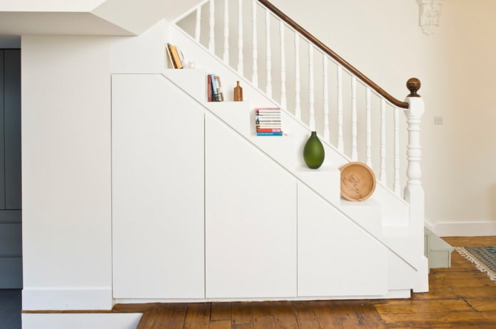 décoration d'escalier