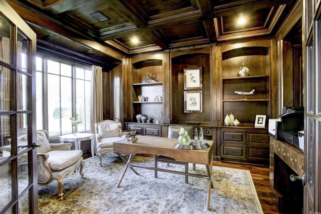 L'utilisation de matériaux naturels est un geste classique pour une décoration d'intérieur réussie