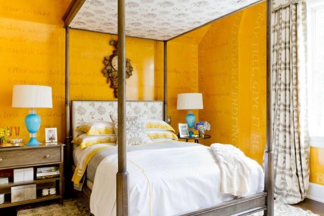 Une belle chambre lumineuse pour ceux qui n'ont pas l'habitude de s'ennuyer
