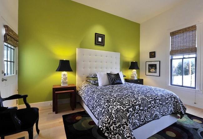 Combinaison de couleurs élégante avec un bon éclairage supplémentaire