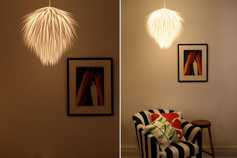 Abat-jour en papier - Lanternes chinoises