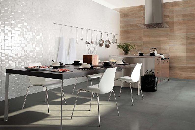 Style minimaliste à l'intérieur - Décoration murale