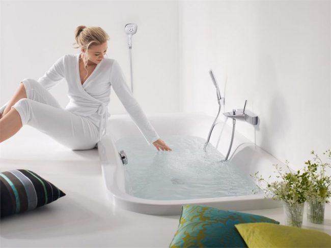 Nos conseils vous aideront à profiter d'un bain chaud.