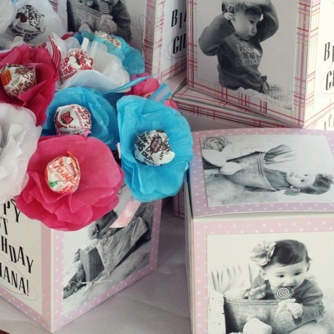 Créez un cadeau exclusif pour vos proches - des roses en papier avec des bonbons