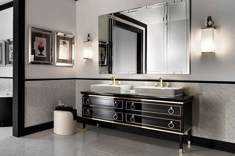 Pourquoi avez-vous besoin d'un meuble vasque dans la salle de bain