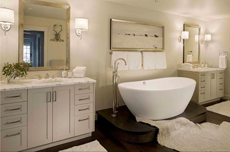 Accessoires de salle de bain - Cintres