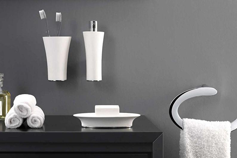 Accessoires de salle de bain : 60 idées