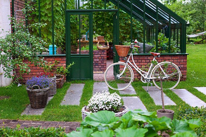 Allées de jardin DIY : 50 idées de photos