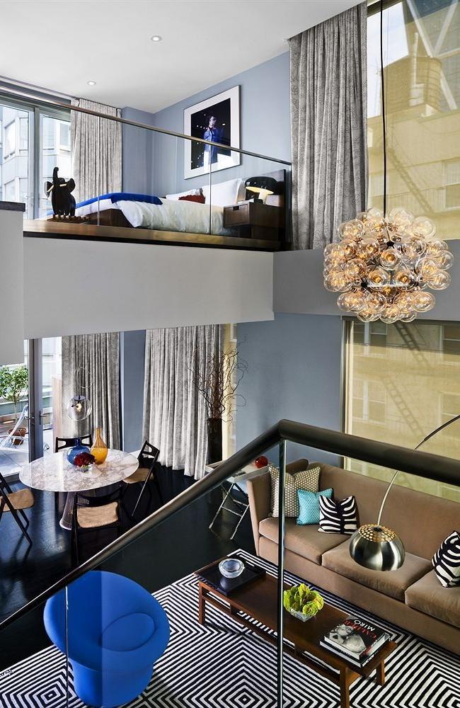 Appartement avec disposition optimale des zones fonctionnelles
