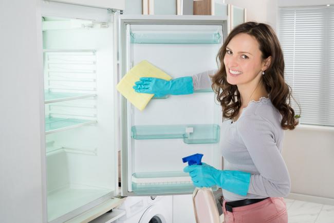 La propreté du réfrigérateur est la clé de la fraîcheur des aliments