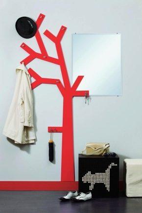 Comment faire un cintre dans le couloir de vos propres mains?
