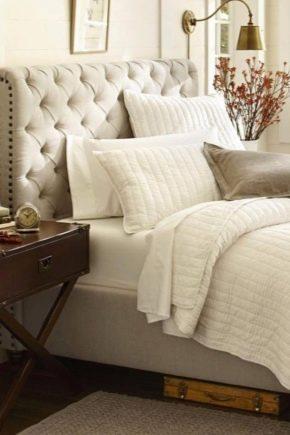 Comment faire une tête de lit de ses propres mains?