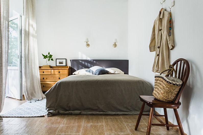 Conception de chambre de style scandinave (65 photos)