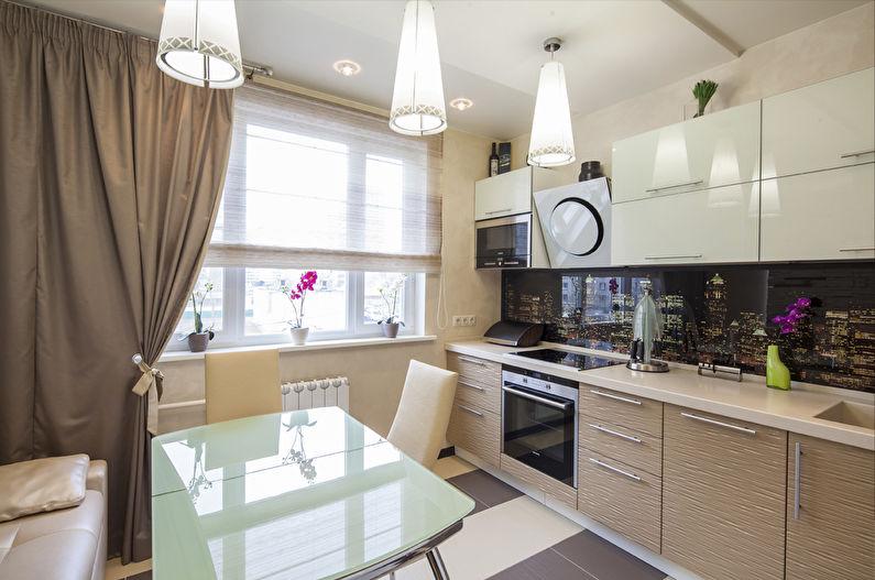 Conception de cuisine 12 m²  (+60 photos)