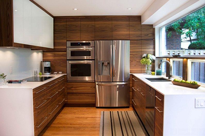 Conception de cuisine 3 par 4 mètres (80 photos)