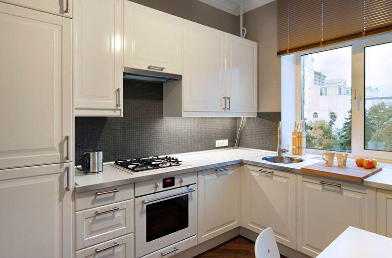 Conception de cuisine 6 m²  (+60 photos)