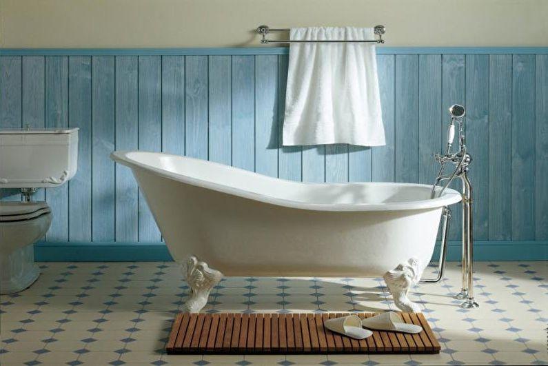 Conception de salle de bain combinée (70 photos)