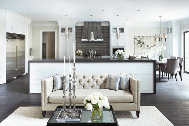 Appartement d'une chambre - espace pour le réaménagement de concepteur