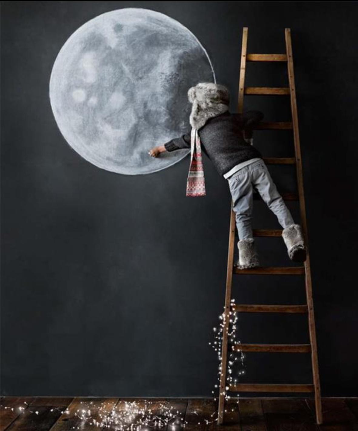 Créez votre propre lune