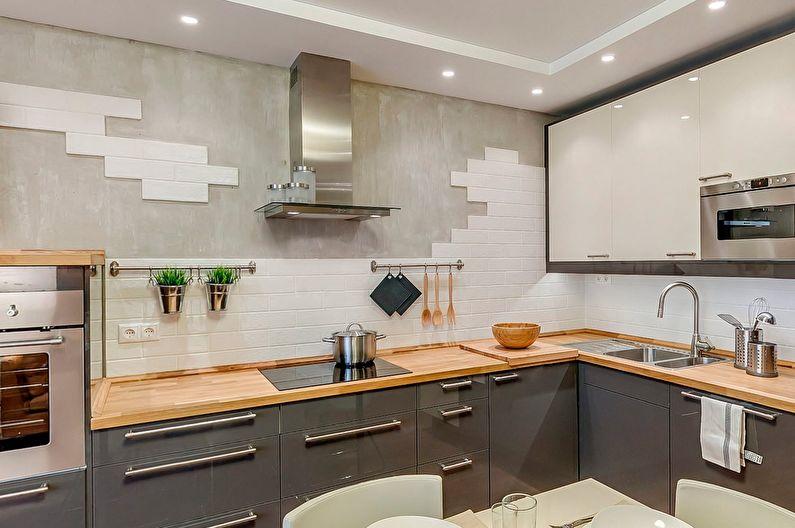 Décoration murale dans la cuisine : quel matériau choisir