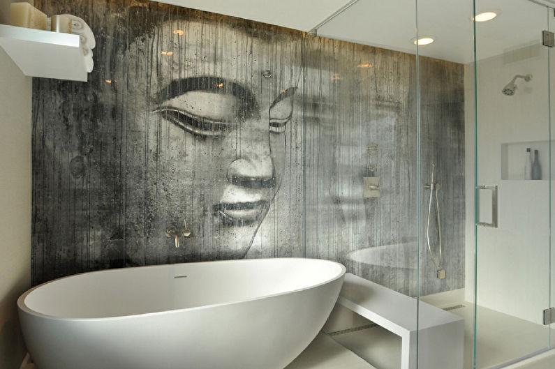 Décoration murale salle de bain : les 10 meilleurs matériaux
