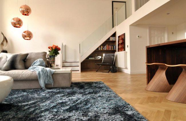 Nouveau format de projet d'appartement - appartements en duplex