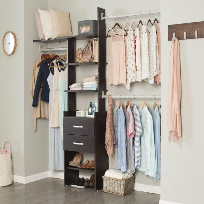 La niche est l'une des meilleures options pour créer un dressing