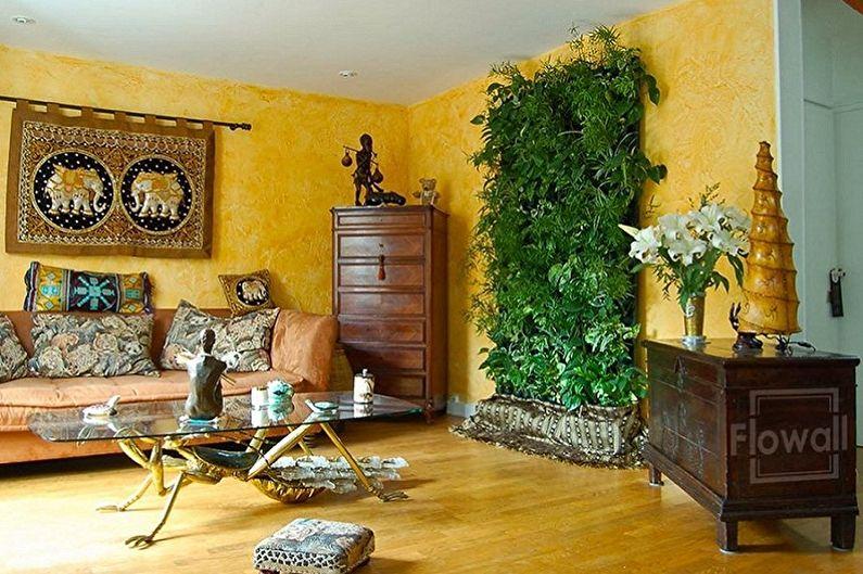 Jardinage vertical : 65 photos et idées