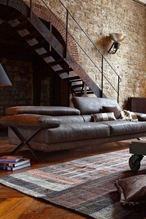 Maison de style loft : un gâchis créatif pour les créatifs