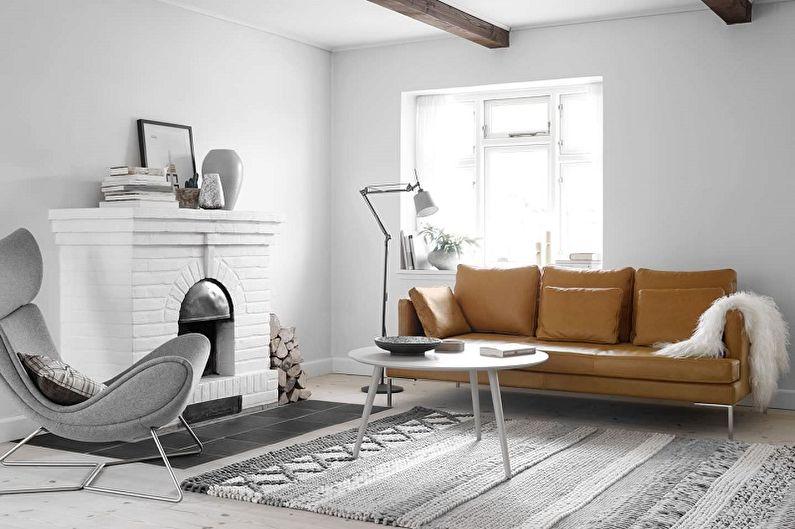 Meubles de salon dans un style moderne (90 photos)
