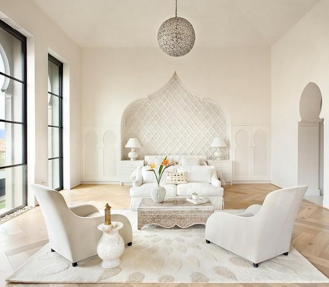 Une niche peut être la pièce maîtresse de la conception d'une pièce
