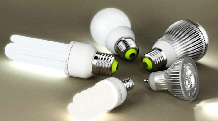 Quels types de lampes existe-t-il ?