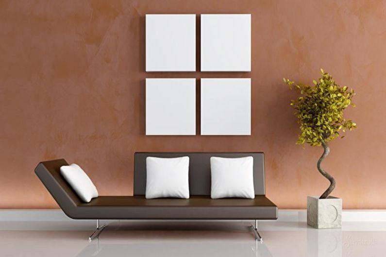 Style minimaliste à l'intérieur (90 photos)