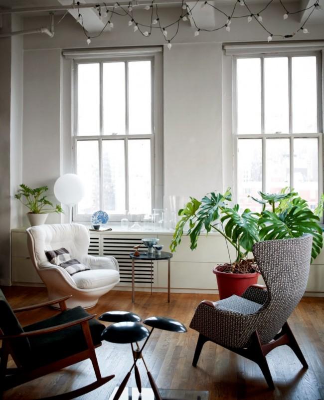 Les écrans plats sont les plus demandés, cela est dû au fait qu'ils sont utilisés pour décorer des batteries de chauffage intégrées dans des niches sous les fenêtres