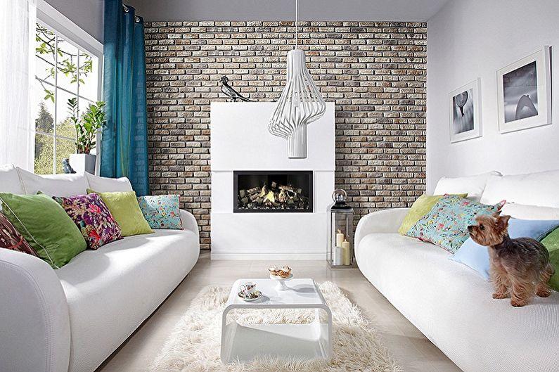 Types de pierre décorative - Matériaux