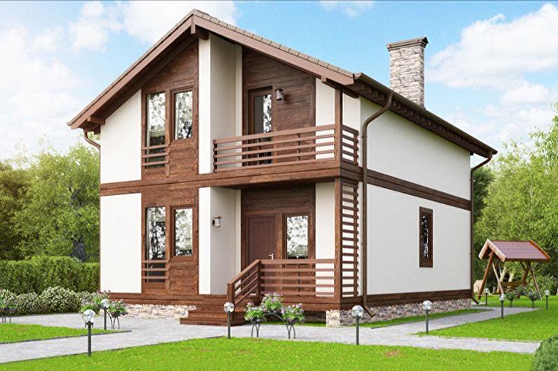 Qu'est-ce qu'une maison à ossature