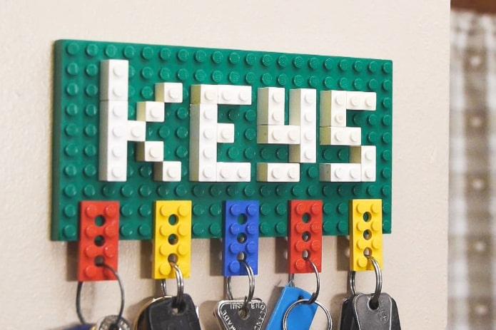 Porte-clés Lego