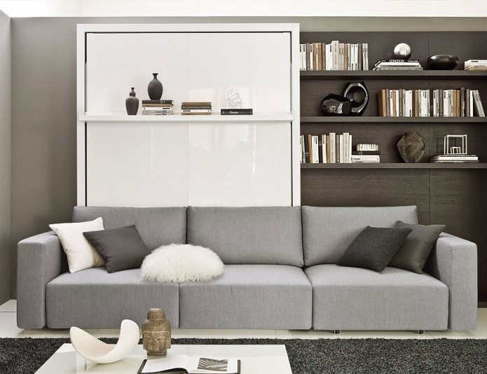 Canapé-lit gigogne